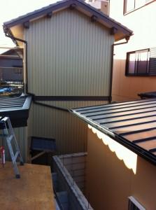 外壁貼り替え(屋根貼り替え含む)