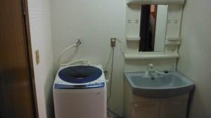 洗面化粧台(ノーリツ シャンピーヌS)W750