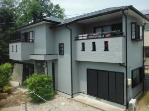 外壁・屋根塗装(スーパームキコート、スーパームキコートルーフ)
