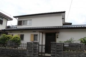 外壁・屋根塗装工事(弱溶剤2液シリコン)