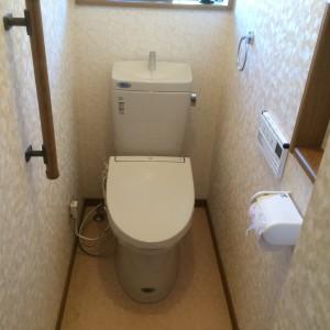 トイレ交換(洋→洋)