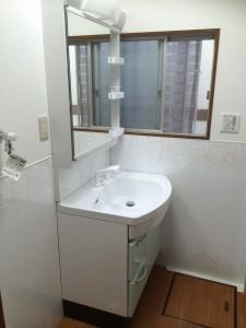 洗面台工事(お風呂・洗面所・トイレ・床含む)