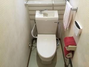 トイレ交換(洋式→洋式)