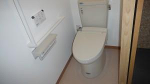 トイレ部屋造作工事