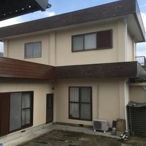 外壁塗装(屋根塗装 他含む)