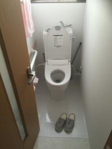トイレ工事(お風呂交換、洗面台交換、シロアリ駆除含む)