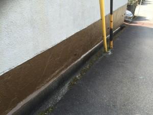 雨戸・塀 塗装工事