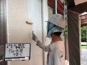 3-25-1 外壁中塗り_1