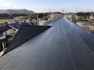 屋根塗装工事(その他塗装工事、シーリング工事、バルコニー内壁貼り替え)