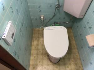 Y様邸 トイレ工事
