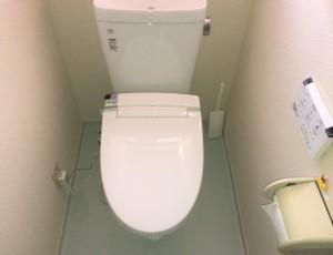 トイレ交換(キッチン水栓交換含む)