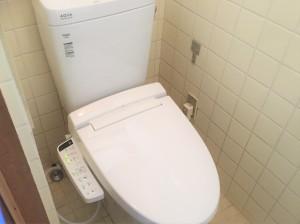 トイレ交換工事(その他工事含む)
