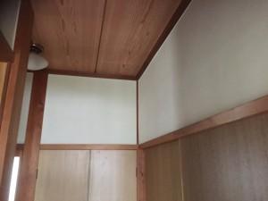 室内塗装工事(その他工事含む)