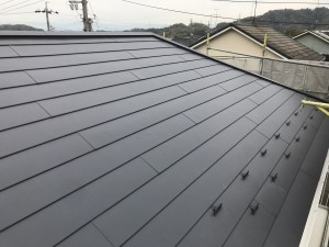 屋根葺き替え工事(その他工事含む)