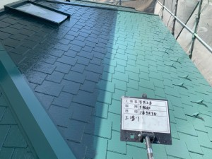 1-22-1 屋根上塗り_1
