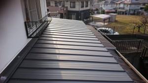 屋根貼り替え工事(その他工事含)